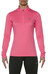 asics ESS Winter 1/2 Zip LS Women Camelion Rose